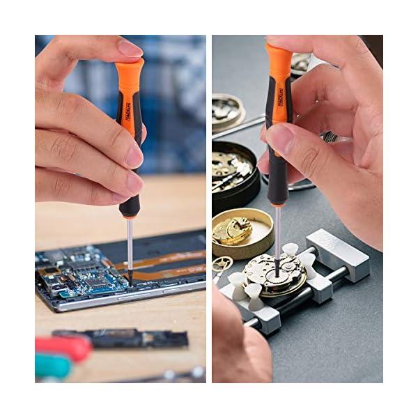 TACKLIFE-Set-Cacciaviti-Magnetici-Professionali-26PCS-Manico-in-TPR-PP-per-Riparazione-di-Elettrodomestici-Orologi-HSS1B
