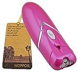 Noppor Lady Epilator With LED Mini Elect...