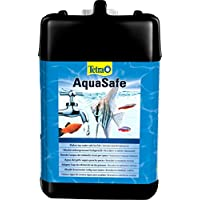 Tetra AquaSafe to Turn Tap Water into Safe and Healthy Water for Fish and Plants, 5 Litre