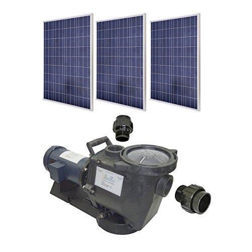 SAVIOR Sonnenstrahl solflo-1-s750-pm-1-hp Solar Pool Pumpe Systemen -