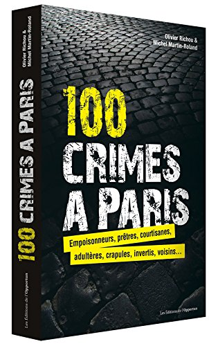 100 crimes à Paris
