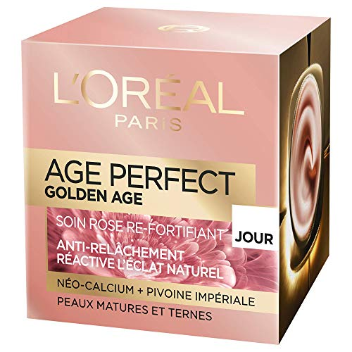 L'Oréal Paris - Golden Age Perfect - Cuidado Rose