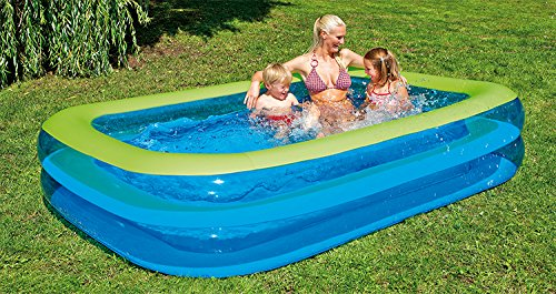 Happy People 77782 – Family Pool, 247 x 160 x 50 cm
