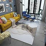 Teppich, Super Weiche Innenbereich Teppich Moderne Teppich Anti-Rutsch-Fell Teppich Decke Für Schlafzimmer Wohnzimmer Kinder Dekor Boden Wohnzimmer 120X160cm,C,120 * 180CM