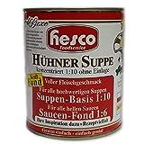 Hesco - Hühnersuppe konzentriert 1:10 - 850ml