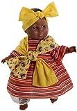 Berjuan S.L African Girl (Kleidung auf den Puppen kann variieren)