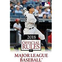 2018 Official Rules of Major League Baseball