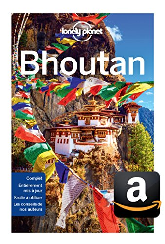 Descargar Libro Bhoutan - 1ed de LONELY PLANET