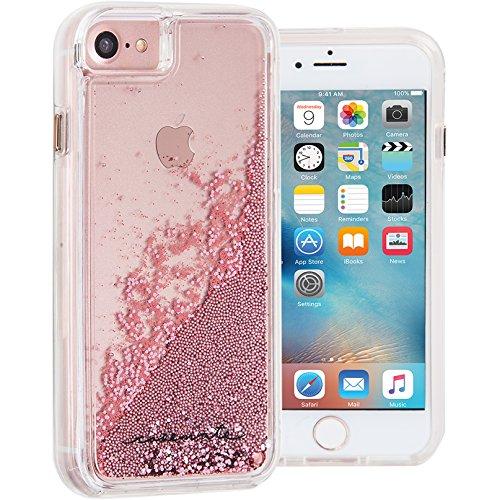 Case-Mate CM034682X  Case-Mate Waterfall-Hülle für das Apple iPhone 7/6/6s - Rotgold