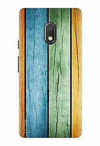 Noise Designer Printed Case / Cover for Motorola Moto G4 Play / Patterns & Ethnic / Colour Floor Design