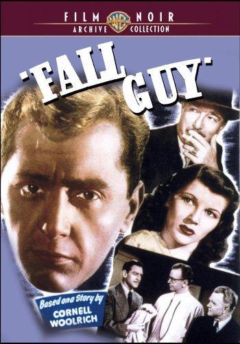The Fall Guy by Clifford Penn
