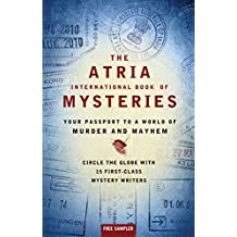 The Atria International Book of Mysteries: Your Passport to a World of Murder and Mayhem (English Edition)