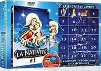 nativité (La) + 24 santons + crèche à monter [Calendrier de l'Avent + Santons + Crèche]
