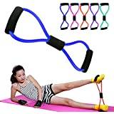 Exercise Resistance Bands Latex Tube Arm Leg Chest Pull Fitness Workout Yoga