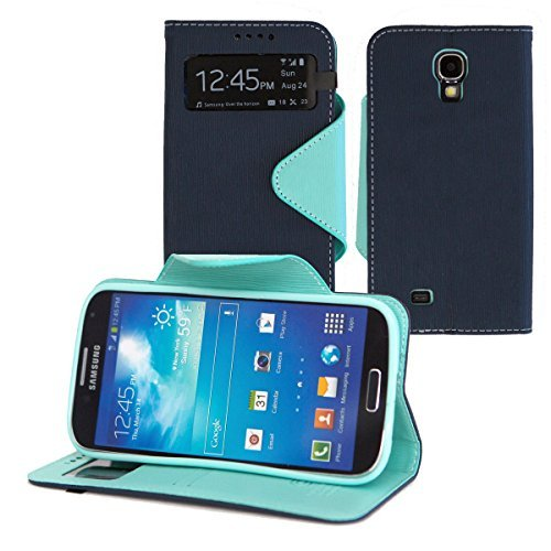 fixon-samsung-galaxy-s4-wallet-case-w-view-best-design-with-coolest-premium-pu-faux-leather-with-sta