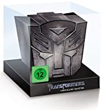 Transformers 1-3 (Limited Autobot Collection) [Blu-ray]