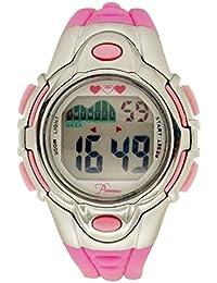 Disney Digital Silver Dial Children's Watch - DW100300
