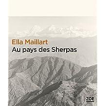 Au pays des Sherpas