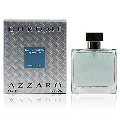 Azzaro Chrome 50 ml Eau de Toilette