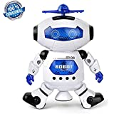 Viuem Dancing Robot With 3D Lights And Music
