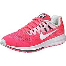 749b8ce1a9aa6 Amazon.es  Zapatillas Nike Mujer Blancas - Rosa
