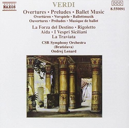 Overtures / Preludes / Ballet Music