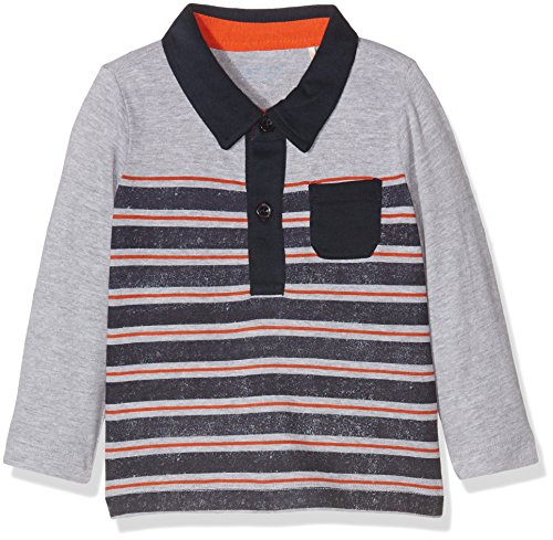 Esprit Kids Baby-Jungen T-Shirt, Grau (Light 221), 86 (86)