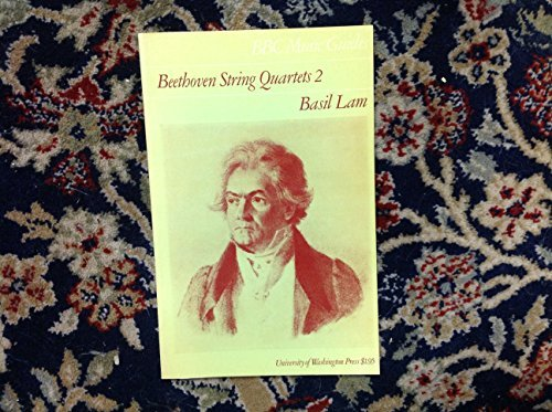 Beethoven string quartets (BBC music guides)