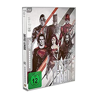 Justice League - Mondo Steelbook [Blu-ray]