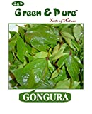 #6: Green & Pure - High Yield Organic Vegetable Seeds - Gongura - Pack of 3 for Kitchen / Terrace / Home Garden