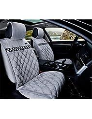 AMYMGLL Autozubehör Vollsitzkissen Set Standard Edition (7set) Deluxe Edition (12set) Auto Universal Premium Fabric Four Seasons 4 Farben wählen