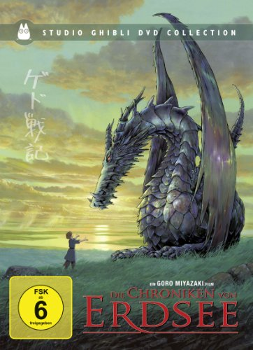 Bild von Die Chroniken von Erdsee (Studio Ghibli DVD Collection) [2 DVDs] [Special Edition]