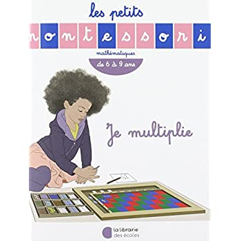 Les Petits Montessori : Je multiplie
