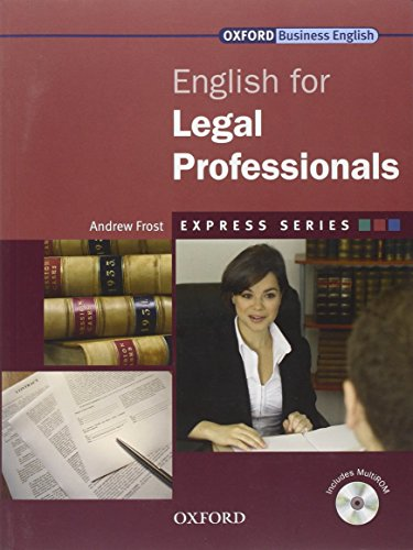 Express Series: English for Legal Professionals