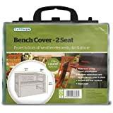 1.2m (4ft) 2 Seater Bench Cover