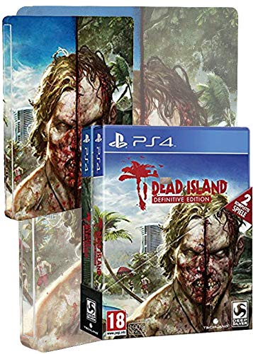 D. Island Steelbook Edition PS4 deutsch