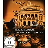 Tangerine Dream - One Night in Space - Live at the Alte Oper Frankfurt [Blu-ray]