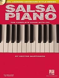 Hector Martignon: Salsa Piano (Hal Leonard Keyboard Style)