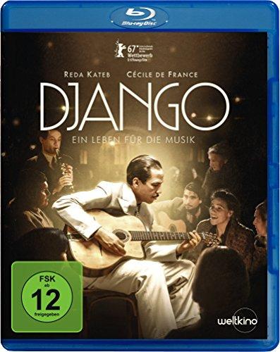 Django – Ein Leben für die Musik [Blu-ray]