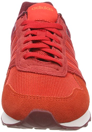 adidas Herren 10k Gymnastikschuhe Mehrfarbig (Multicolore Collegiate Burgundy/core Red S17/solar Red Collegiate Burgundy/core Red S17/solar Red)