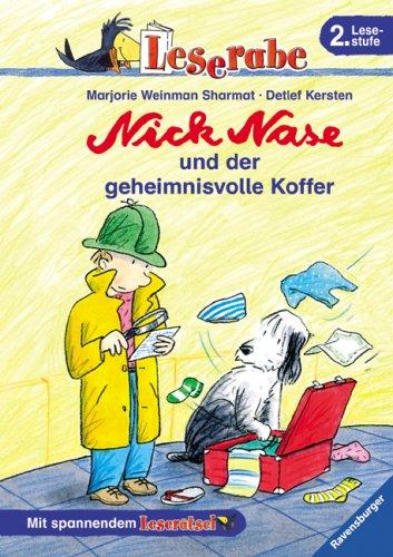 Nick Nase und der geheimnisvolle Koffer. Leserabe. 2. Lesestufe, ab 2. Klasse