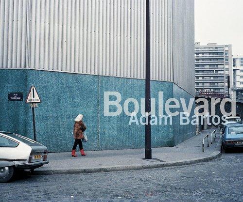 Boulevard par Geoff Dyer