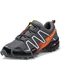 GNEDIAE YOUTIU Laufschuhe Herren Damen Leicht Wanderschuhe Gute Qualität Sneaker