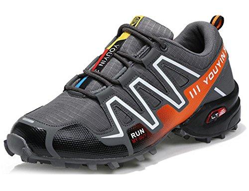 GNEDIAE YOUTIU Herren Laufschuhe Sportschuhe mit Luftpolster Turnschuhe Leichte Schuhe