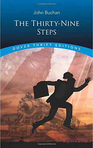 The Thirty-nine Steps: 7 (Dover Thrift Editions) por John Buchan
