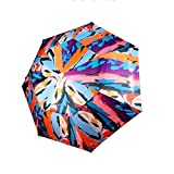 UMBRELLA-L YS Outdoor Regenschirm Angeln Regenschirm / 2 Meter Runde/Outdoor Angeln/Sonnenschutz Sonnenschirm/Regenschirm/Universal Doppel Regenschirm yusan (Farbe : 1#)