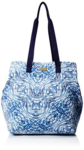 Volcom PRINT PARADISE TOTE Navy SUMMER 2016 - One Size