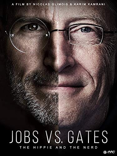 Jobs Vs Gates: The Hippie And Th...
