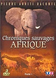 Les Chroniques sauvages : Afrique, Partie 1 - Coffret 3 DVD