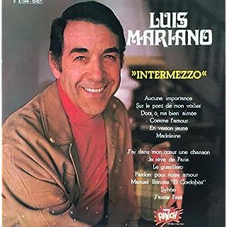 Disque Vinyle LP 33 tours - EMI 2 C 046 -12457 - Luis Mariano -